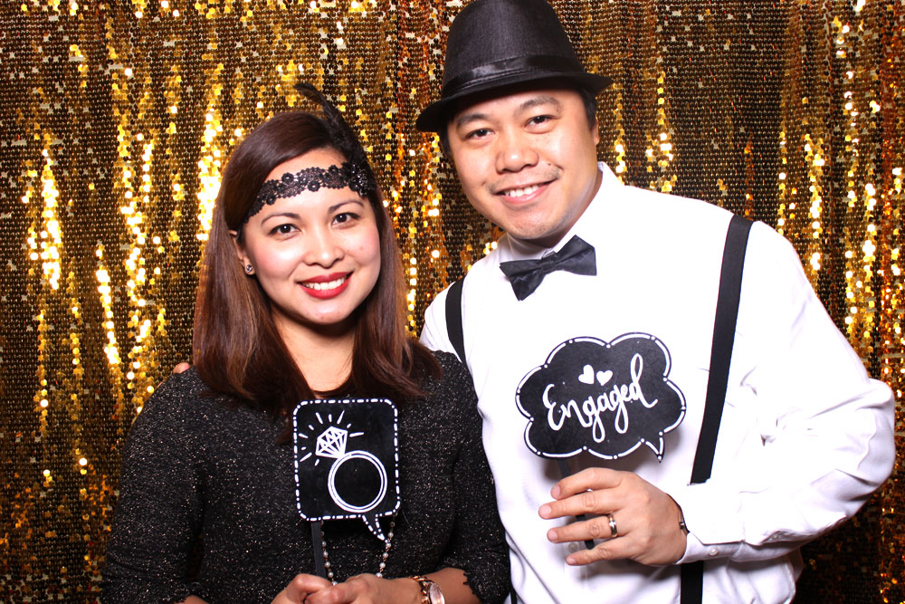 Photo booth rental for wedding receptions