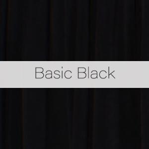 Photo Booth Backdrops - Basic Black